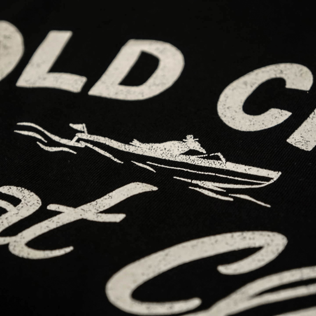 OLD CROW BOAT CLUB - S/S T-SHIRTS