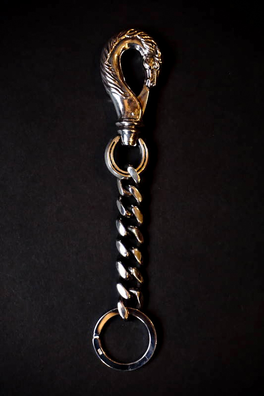 PEANUTS & Co. Special Order horse key chain