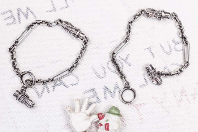 PEANUTS & Co. BEROPEANUTS THIN BRACELET