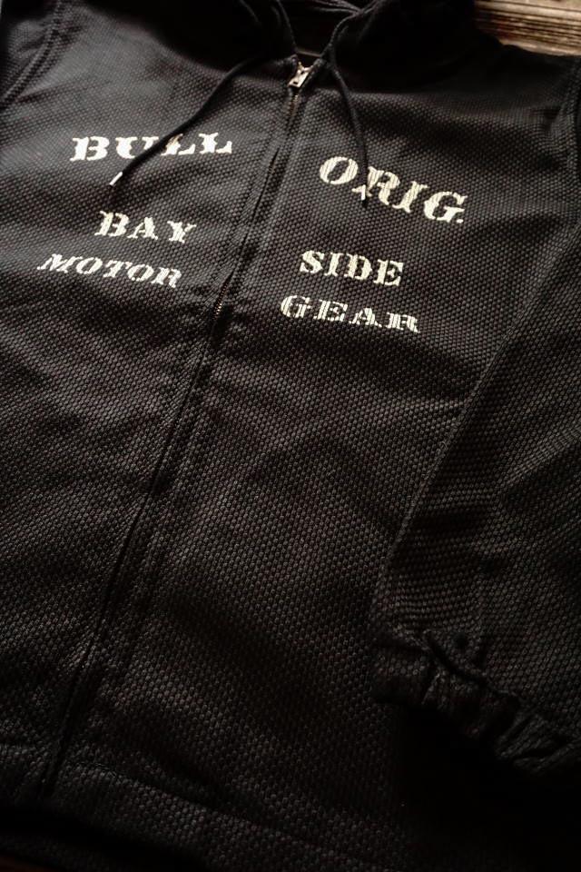 B.S.M.G. - PARKA BLACK
