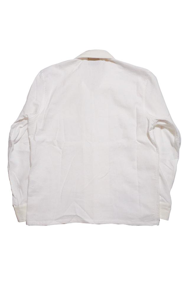 B.S.M.G. DRAGON GUATEMALA - L/S SHIRTS WHITE