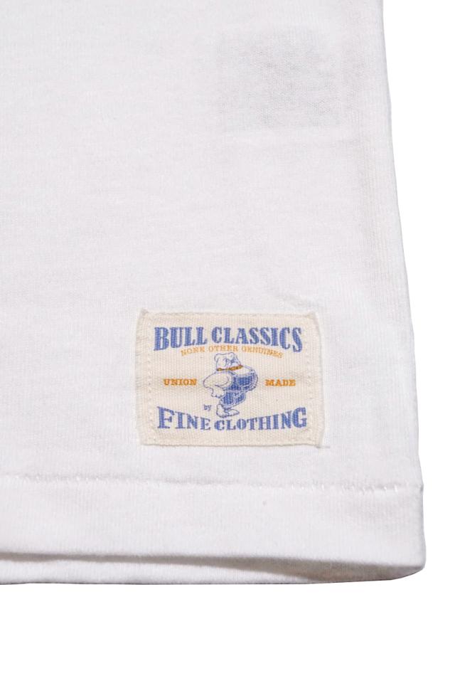 Bull Classics ANCHOR Tsh WHITE