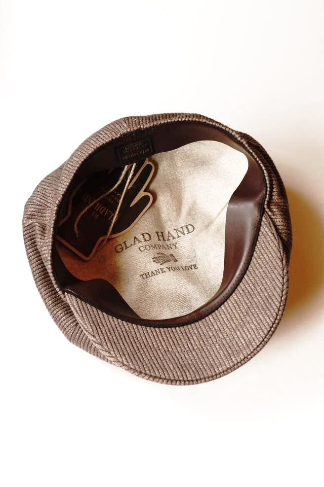 BY GLAD HAND MIGRANT - CASQUETTE BROWN