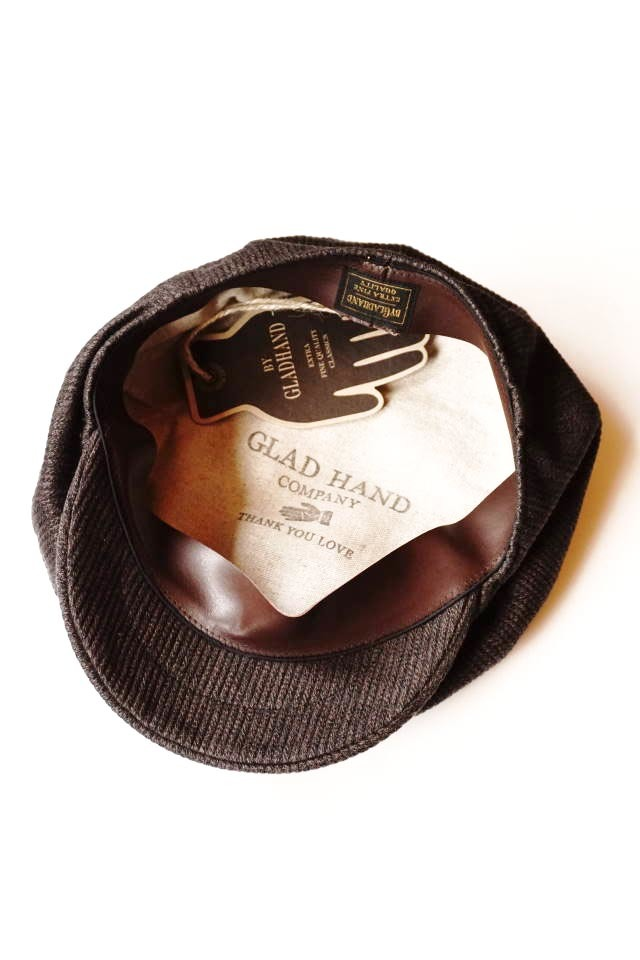 BY GLAD HAND MIGRANT - CASQUETTE BLACK
