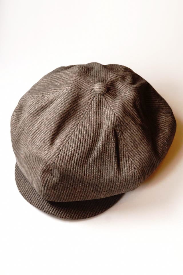 BY GLAD HAND MIGRANT - CASQUETTE ※VINTAGE FINISH BROWN