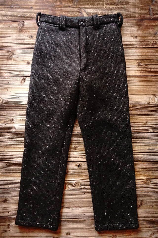 BY GLAD HAND FOWLER - HUNTING PANTS BLACK