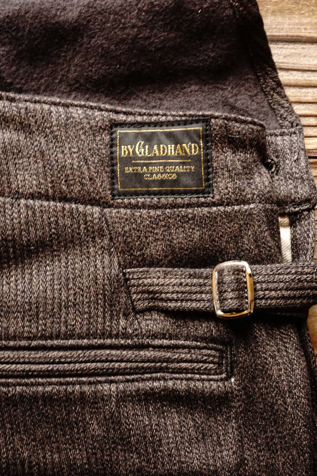 BY GLAD HAND MIGRANT - OVERALL BLACK