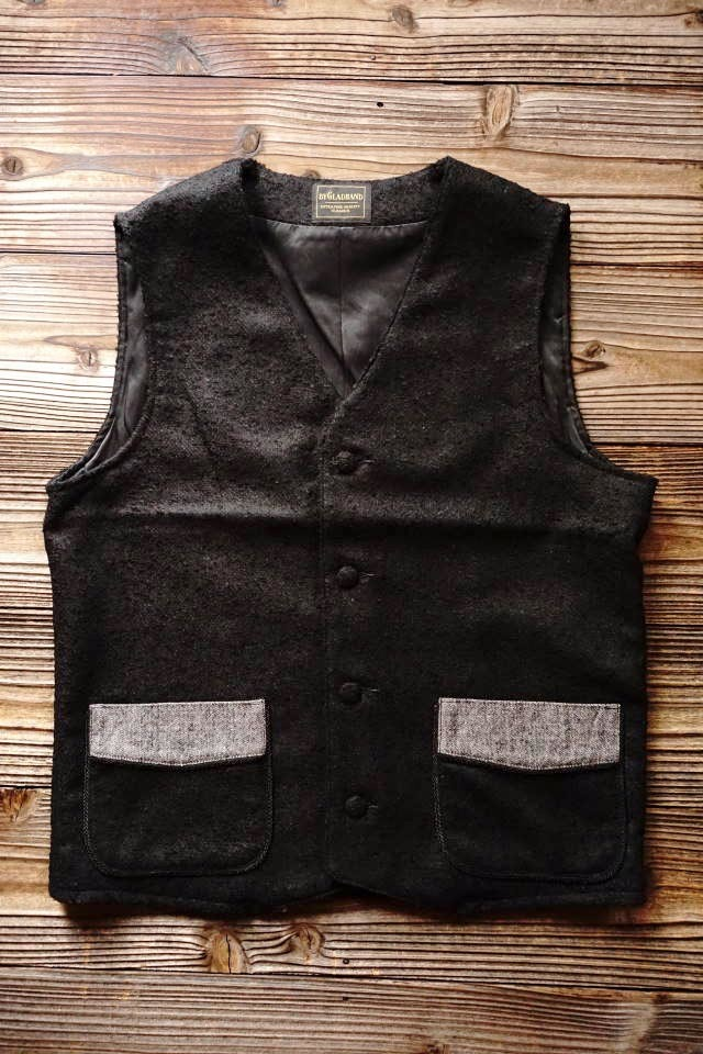 BY GLAD HAND GLANDAD - VEST BLACK