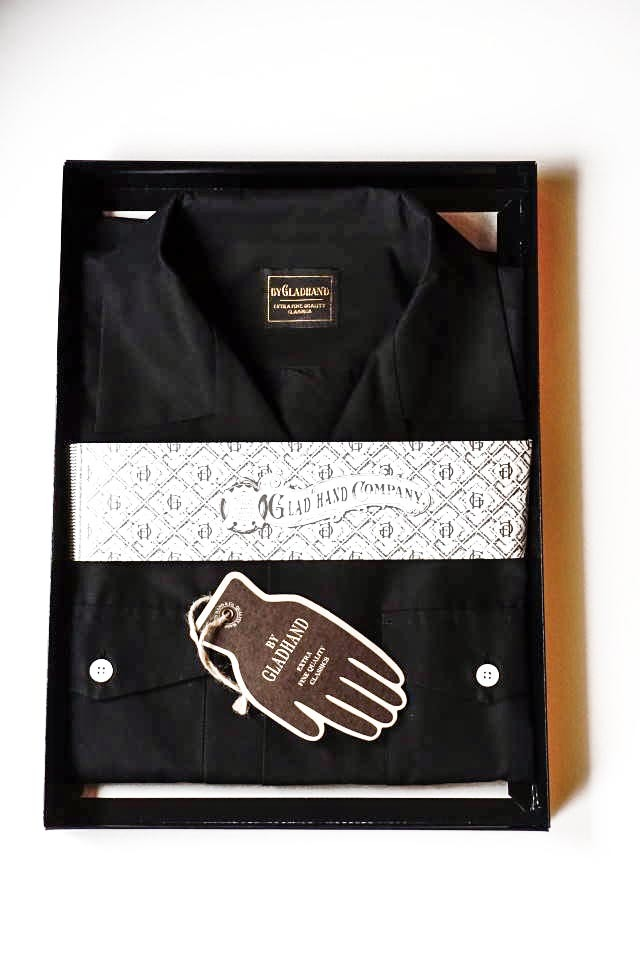 BY GLAD HAND BEAU GLADDEN - OP L/S SHIRTS BLACK