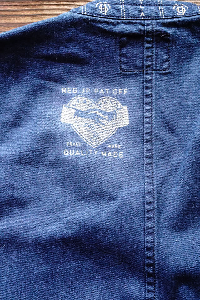 BY GLAD HAND HEARTLAND - VEST INDIGO