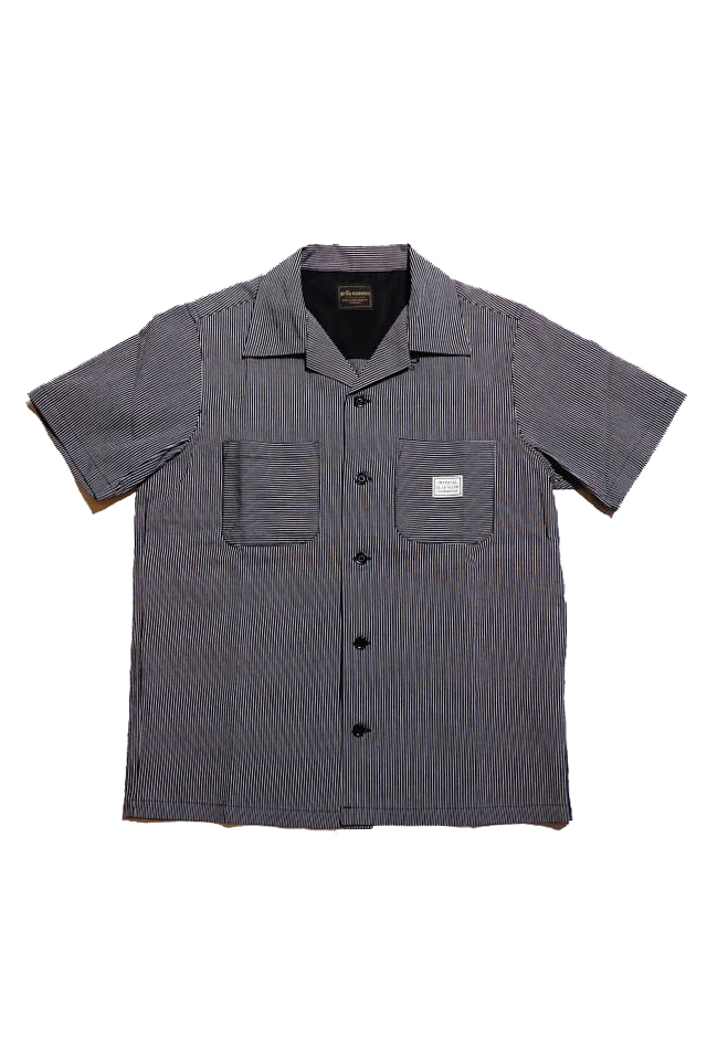 BY GLAD HAND IMPERIAL - S/S SHIRTS BLACK