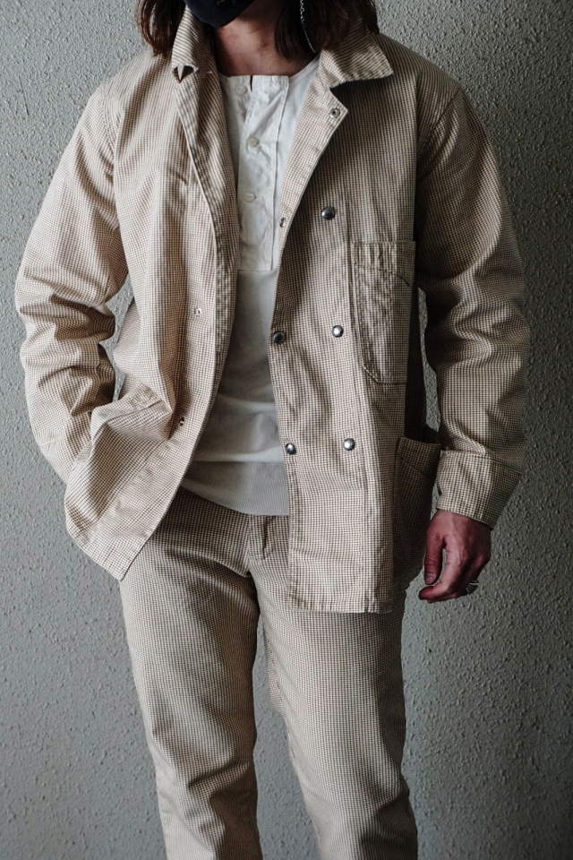 BY GLAD HAND EMPIRE GLAD - COVERALL CHECK
