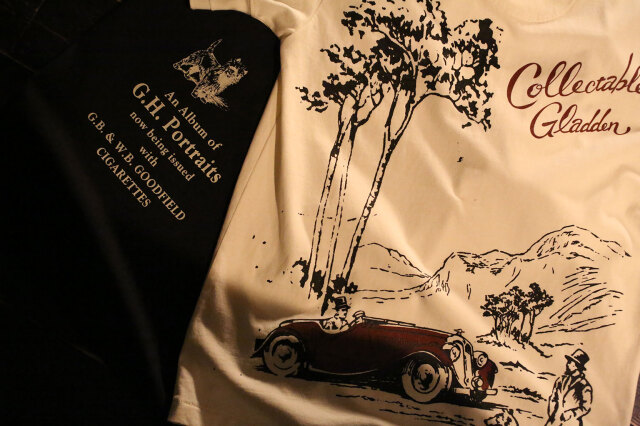 BY GLAD HAND PORTRAITS - S/S HENRY T-SHIRTS BLACK
