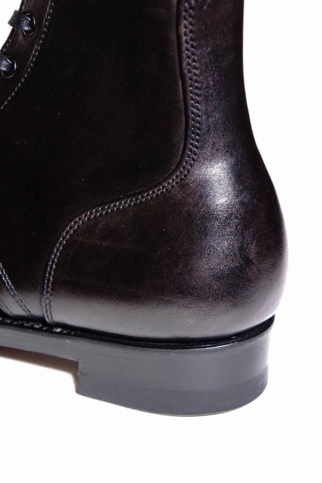 CLINCH Yeager boots Horsebutt overdye BLACK