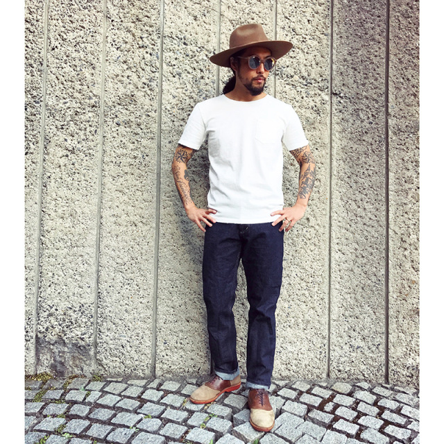 JANIS & Co. JANIS JEAN【REGULAR WASH】