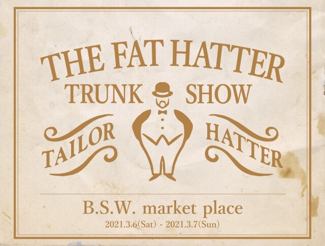 THE FAT HATTER