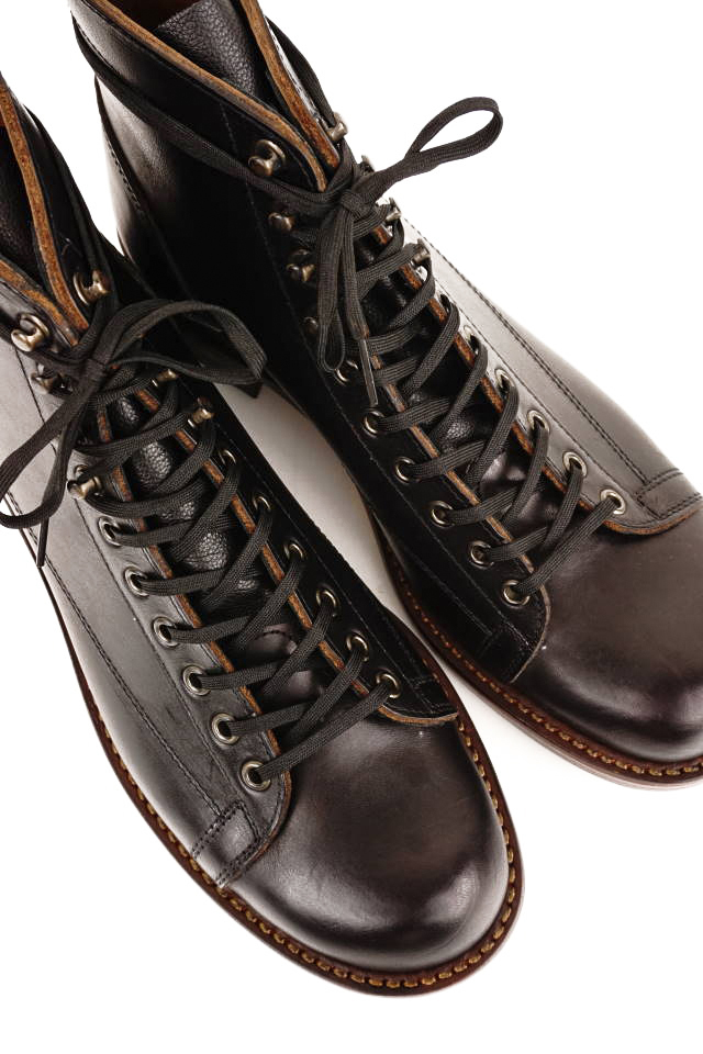 GLAD HAND & Co. - USA BOOTS GH - WALKLINE BLACK