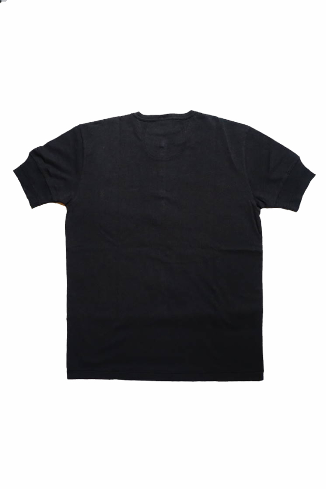 GLAD HAND GH DAILY - HENRY POCKET T-SHIRTS BLACK