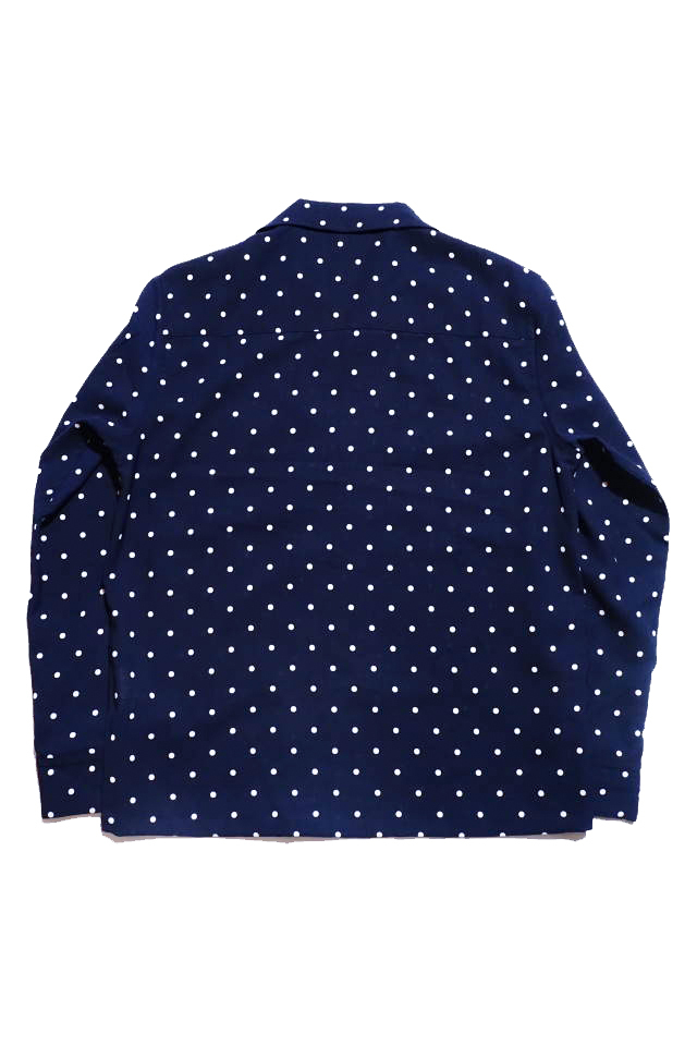 GANGSTERVILLE DIAMONDS - L/S SHIRTS NAVY