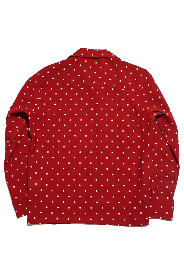 GANGSTERVILLE DIAMONDS - L/S SHIRTS RED