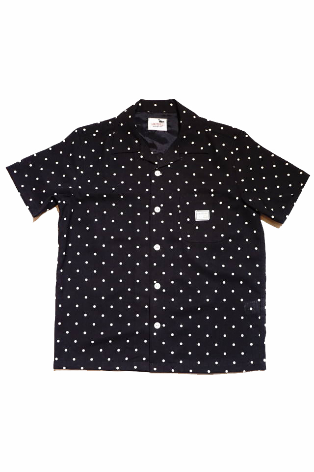 GANGSTERVILLE DIAMONDS - S/S SHIRTS BLACK