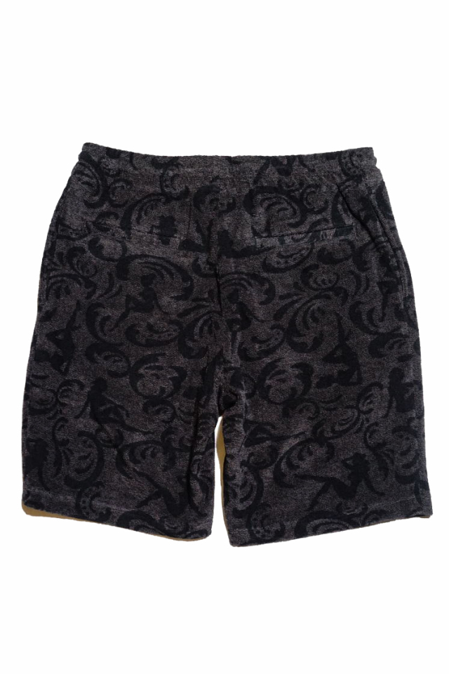 GANGSTERVILLE SPEAKEASY - SHORTS BLACK