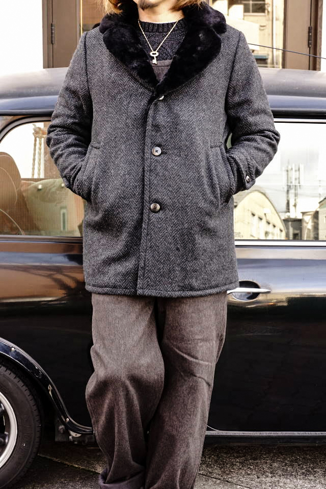 GANGSTERVILLE THUG - DONKEY COAT GRAY