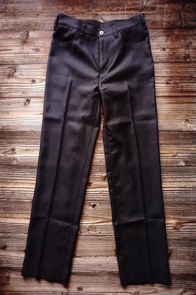 GANGSTERVILLE REBELS - PANTS BLACK