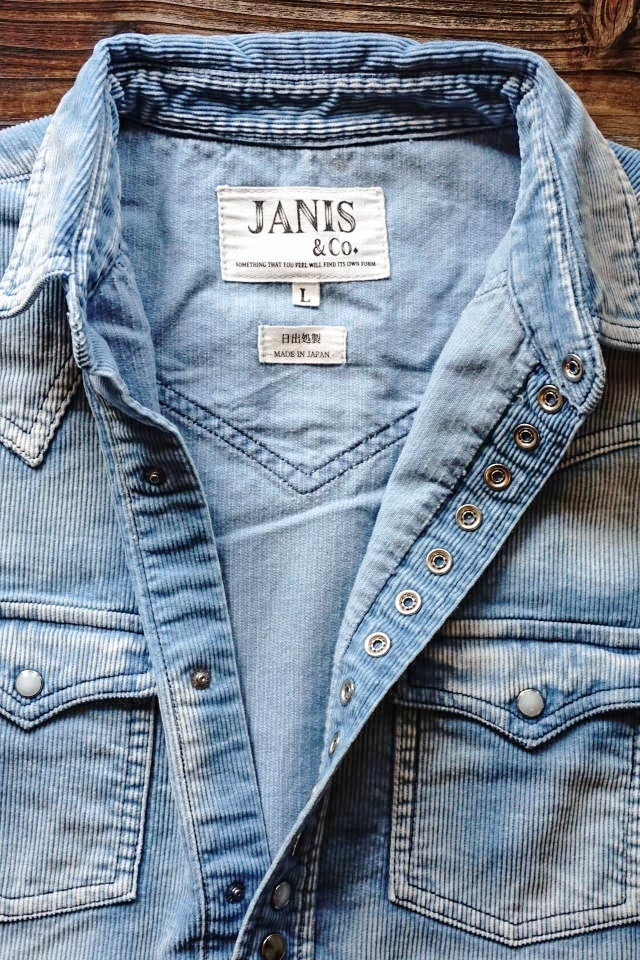 JANIS & Co. SANTA FE L.BLUE