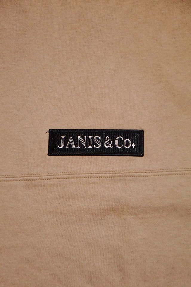 JANIS & Co. JNS TKO - BIG L/S TS (BEIGE)