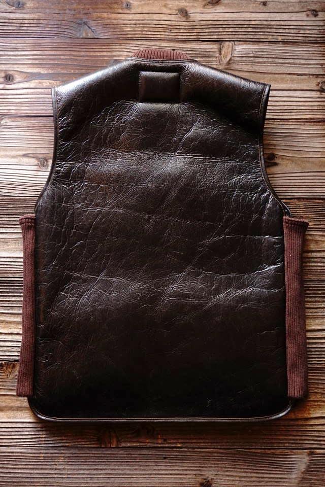 OLD CROW OLD B - VEST BLACK