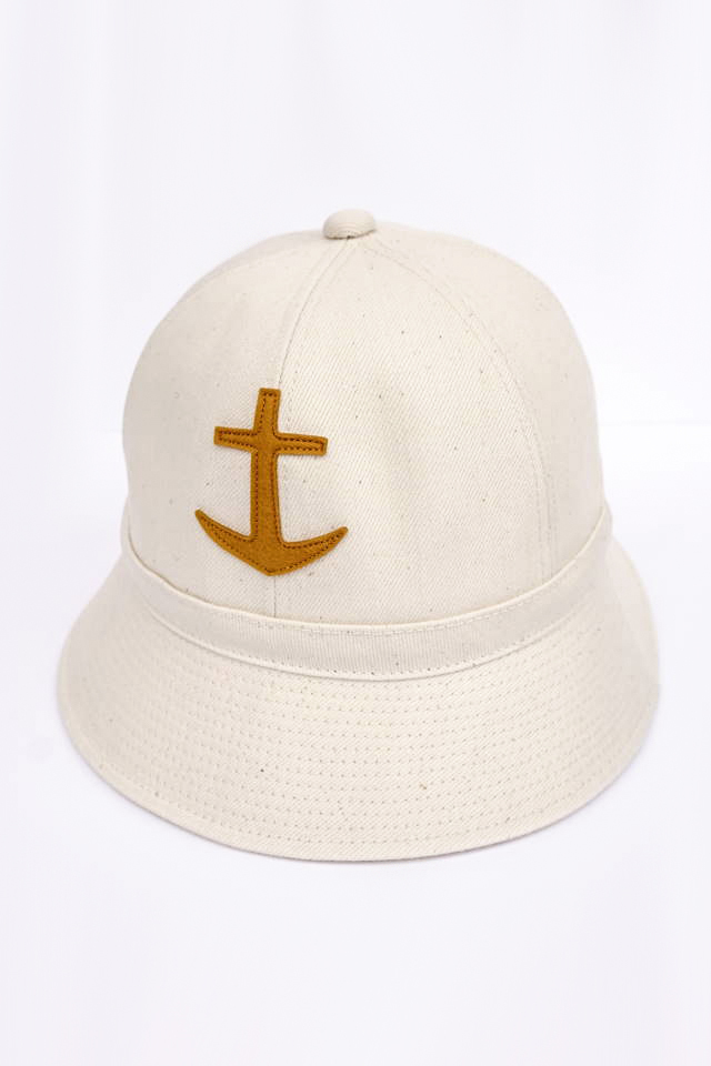 OLD CROW RUNABOUT - HAT IVORY
