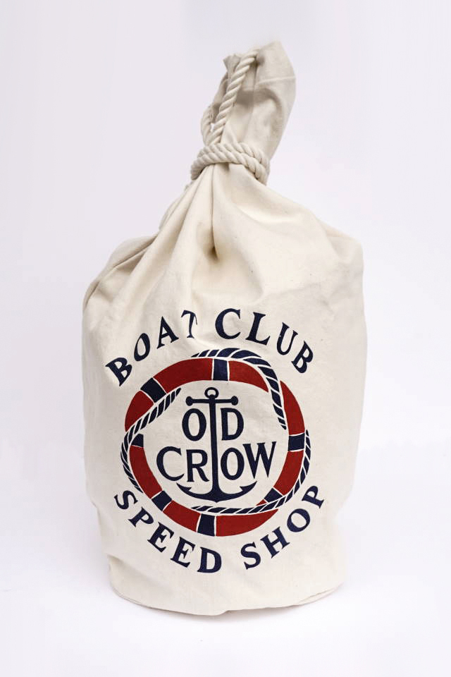 OLD CROW RUNABOUT - BAG IVORY M
