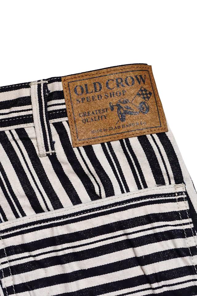 OLD CROW RACING GLUB - PANTS HICKORY