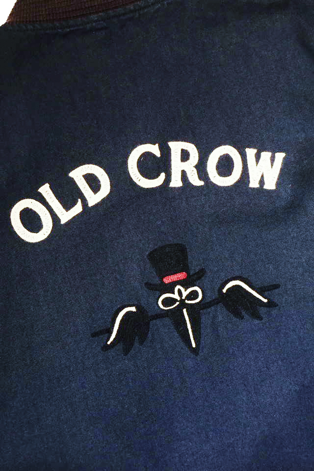 OLD CROW OLD ROD - JACKET NAVY